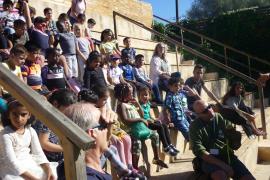 Alumnes de 1er cicle del CEIP Jafuda Cresques de Palma varen visitar Natura Parc