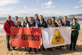 Ciudadanos se compromete a destinar recursos para evitar los vertidos en las playas
