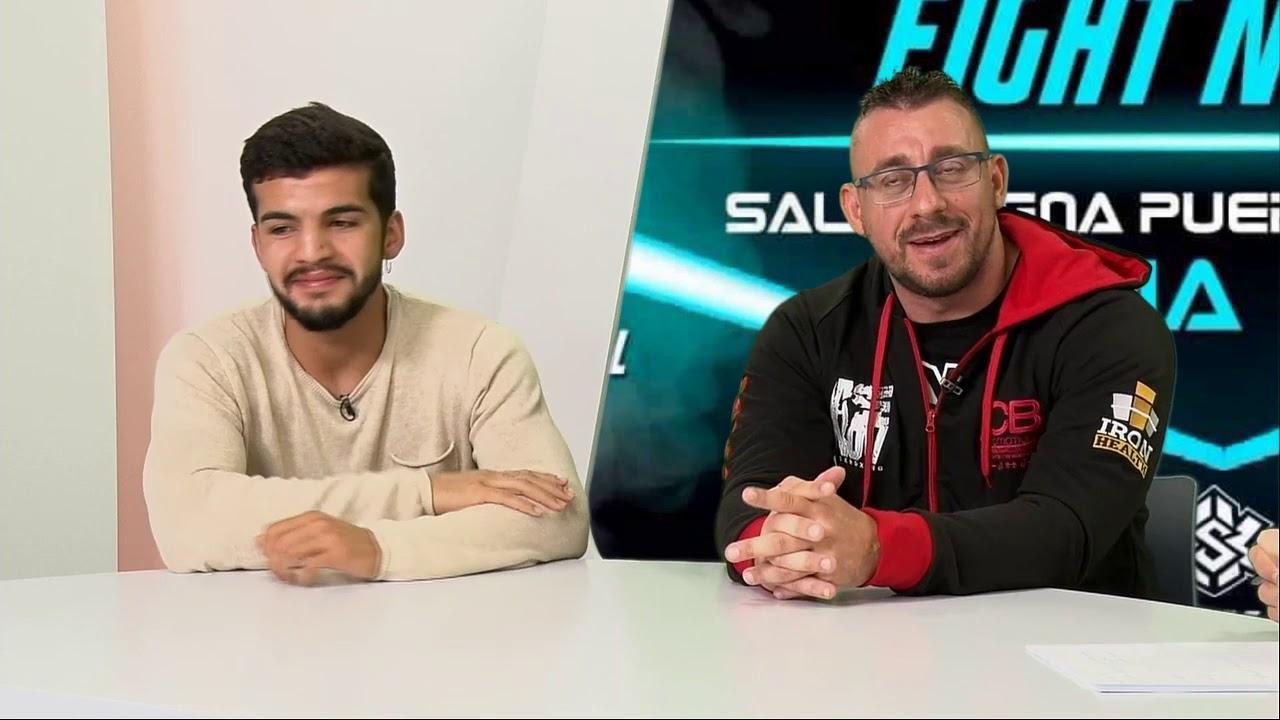 Los mejores luchadores de K1 'aterrizan' el sábado en el Pueblo Español
