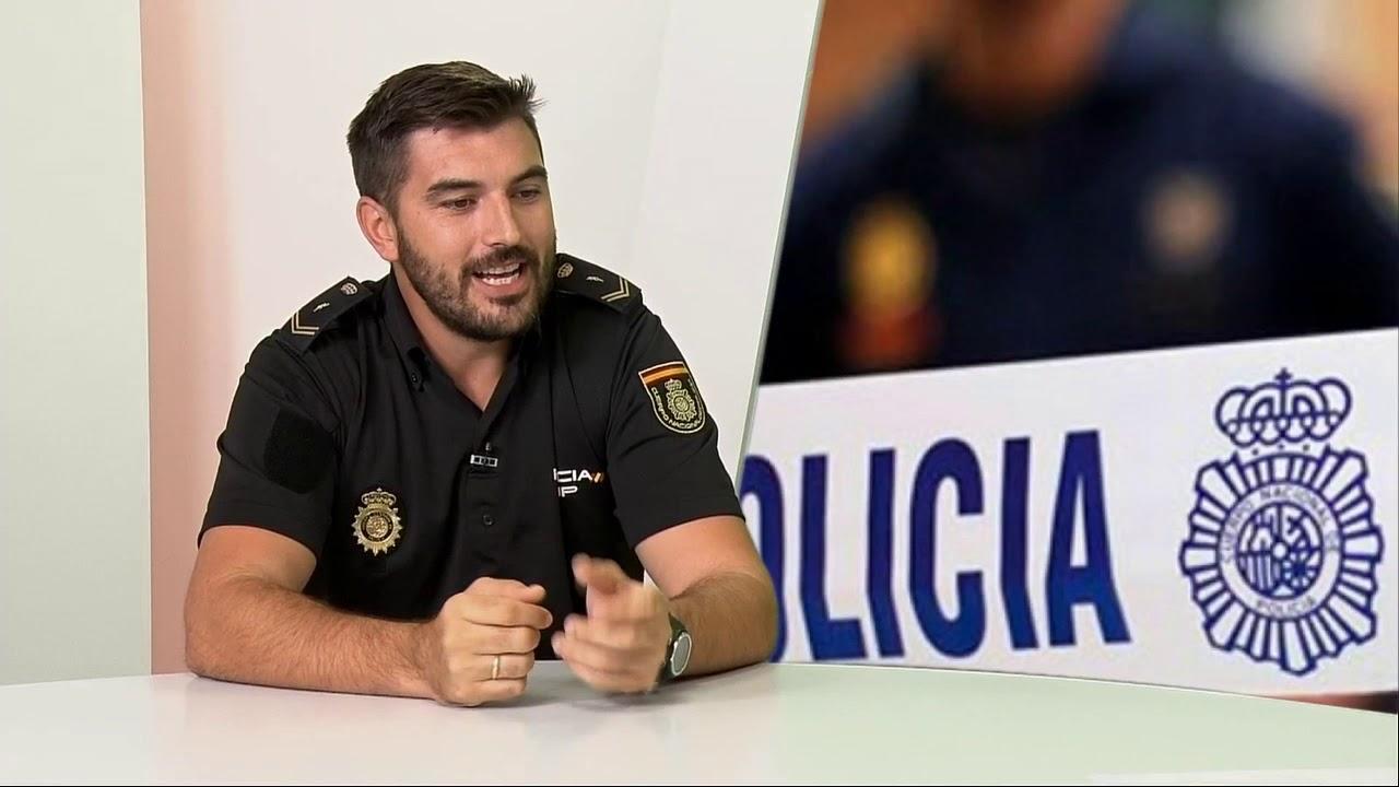 Un mundialista de remo que patrulla las calles de Palma