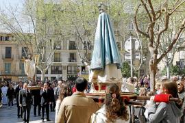 Santa Eulàlia vive su tradicional Encuentro