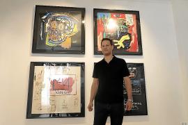 El cotizado Basquiat debuta en Palma con una exposición en la Gallery Red