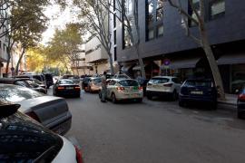 Los coches de Google 'mapean' las calles de Palma