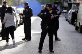 'Cazada' cuando se descolgaba desde un séptimo piso de La Soledad para robar