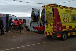 Dado de alta el herido ingresado tras el tornado en Sant Antoni