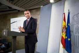 Sánchez afirma que con la exhumación de Franco «España cumple consigo misma»