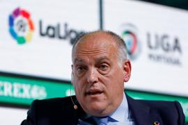 LaLiga confirma que emprenderá acciones judiciales contra la fecha del 'Clásico'