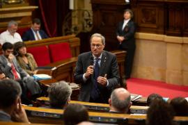 El Parlament catalán rechaza la sentencia del 1-O y tacha al Supremo de autoritario