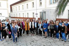 Red interna de los municipios mallorquines contra la violencia machista