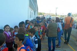 Los colegios de Santa Eugènia y Sineu reclaman los ATE suprimidos