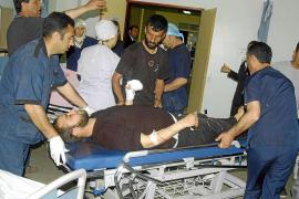 Siria dispara sobre un campo de refugiados en la frontera con Turquía