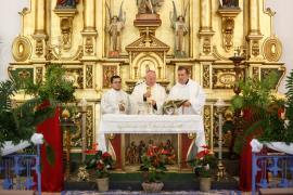 El día grande de Sant Rafel, en imágenes .