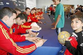 La selección española quiere certificar ante Eslovaquia su pase al Mundial de Tailandia