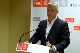 El PSOE critica que la Platja de Palma está «paralizada»