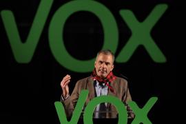 Javier Ortega Smith visitará Palma el 1N para participar en un acto de campaña