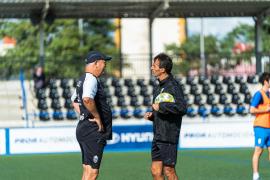 Manix Mandiola: «El Inter es un equipo de nuestro nivel»