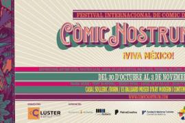 La feria del Còmic Nostrum estará dedicada a México