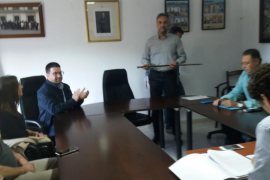 El socialista Pere Torrens, nuevo alcalde de Búger