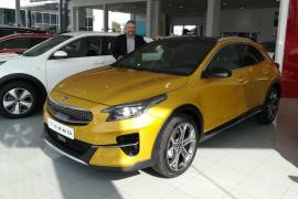 El nuevo Kia Xceed, ya disponible en Autovidal