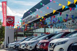 Nissan Nigorra inauguró su nuevo centro de ocasión