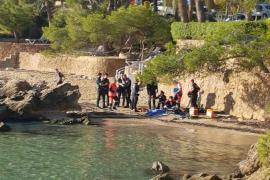 Una mujer muere ahogada en Peguera