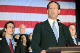 Rick Santorum deja la carrera por la candidatura presidencial republicana