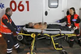 Dos detenidos tras una pelea entre magrebíes y gitanos en Palma que acabó con un apuñalado