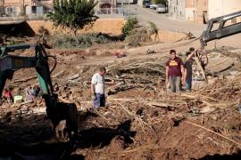 Hallan el cadáver de un desaparecido tras las riadas en Tarragona