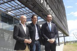 El Auditori de Manacor se abrirá al público tras la aportación económica de Rafael Nadal y el Govern