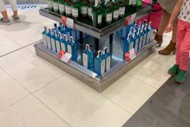 Los consumidores cargan contra el paso obligatorio por el Duty Free del aeropuerto de Palma