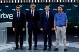 Iglesias abrirá y cerrará el debate moderado por Ana Blanco y Vicente Vallés