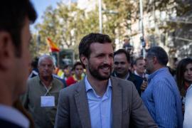 El PP denuncia un pacto entre PSOE y Vox para impedir que Casado siga creciendo ante las generales