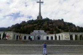 El Valle de los Caídos reabre este martes sus puertas en horario habitual