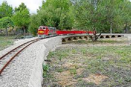 Marratxí da 'luz verde' a la apertura de un parque temático dedicado al ferrocarril