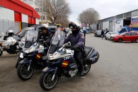 Detenido por mostrar su pene a una menor en bicicleta en Son Castelló