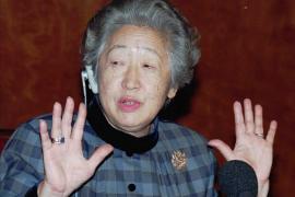 Fallece alta comisionada de ACNUR Sadako Ogata