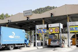 El peaje del túnel de Sóller sube un 2% y los residentes pagarán 1,25 euros