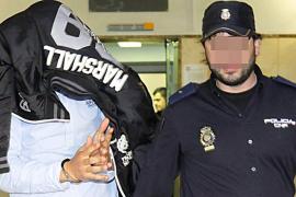 Ingresa en prisión el guardia civil detenido por tráfico de éxtasis en Palma