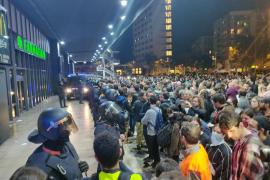Mossos revisan 15 actuaciones de agentes en su auditoría por los disturbios