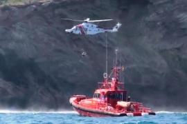 Salvamento Marítimo traslada de Valencia a Baleares la base de helicópteros