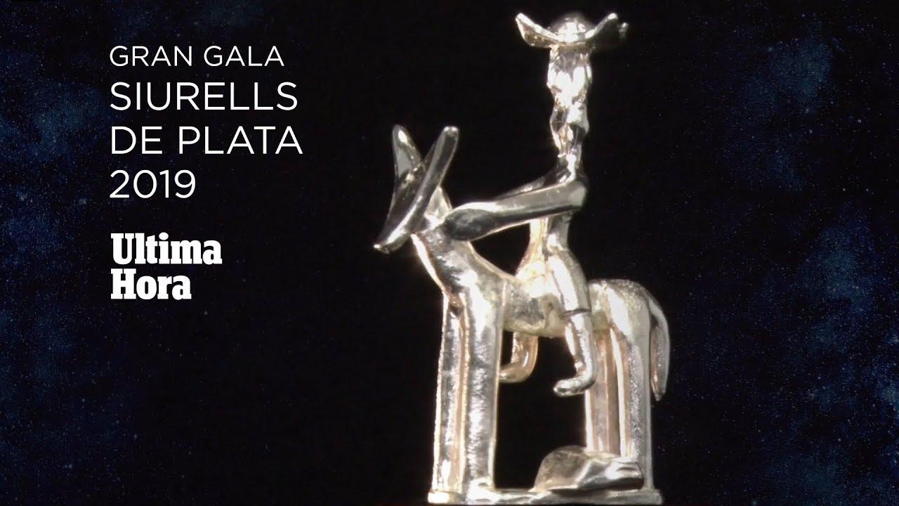 'Ultima Hora' entrega los Siurells de Plata 2019