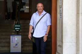 La Fiscalía General del Estado expulsa a Subirán de Anticorrupción