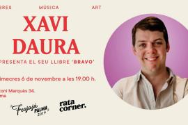 Xavi Daura presenta 'Bravo' en Rata Corner