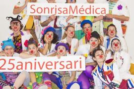 Sonrisa Médica celebra su 25 aniversario en el Teatre Principal de Palma