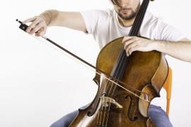 Gabriel Fiol presenta 'Cello Works 2' en el Teatre Principal de Palma