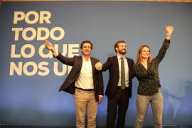 Casado se compromete en Palma a «bajar todos los impuestos»