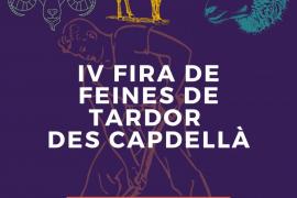 Es Capdellà vive la Fira de les Feines de Tardor 2019
