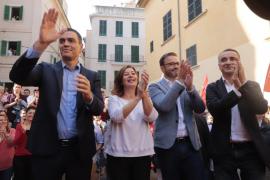 Sánchez anuncia en Palma la aprobación de 18 millones para los afectados por la torrentada