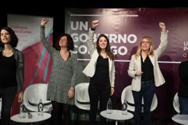 Montero (Podemos) señala que el modelo económico actual es «incompatible con la vida»