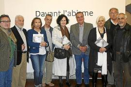 Inauguración de la exposición Davant l'abisme en ses Voltes